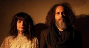 RUFUS COATES & JESS SMITH // Irland // Dark Folk and Blues // brandherd // Geschichtswerkstatt Altes Volksbad