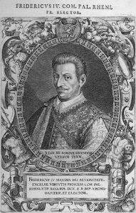 Friedrich IV. von der Pfalz