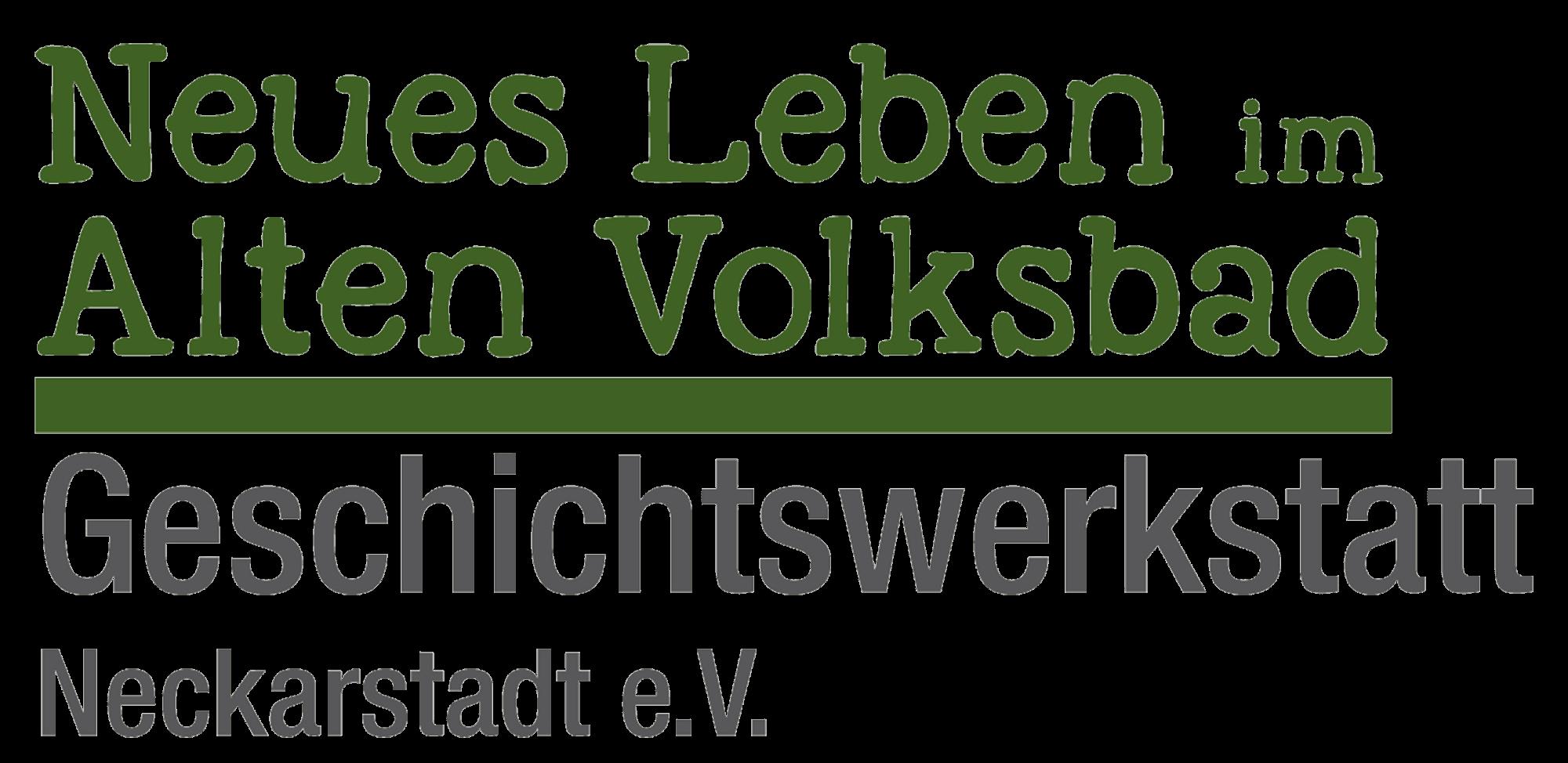 Geschichtswerkstadt Neckarstadt e.V.
